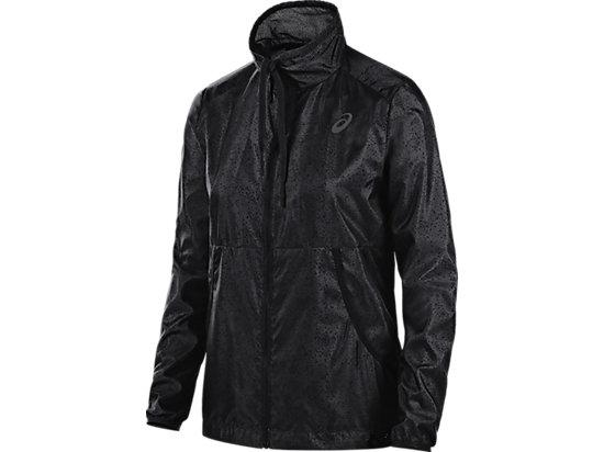 Lightweight Jacket Black Speckle Print 3