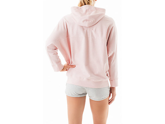 Terry Pullover Hoody English Rose 7