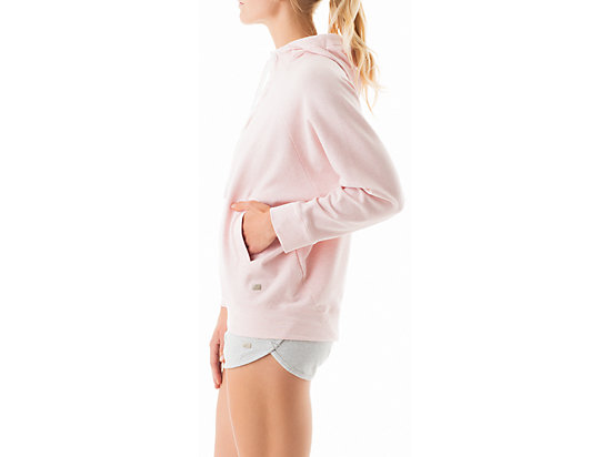 Terry Pullover Hoody English Rose 11