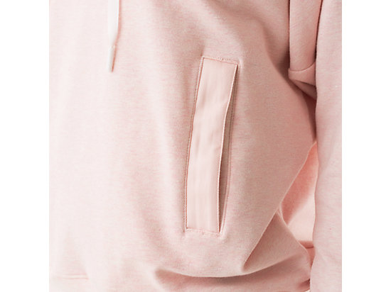 Terry Pullover Hoody English Rose 23