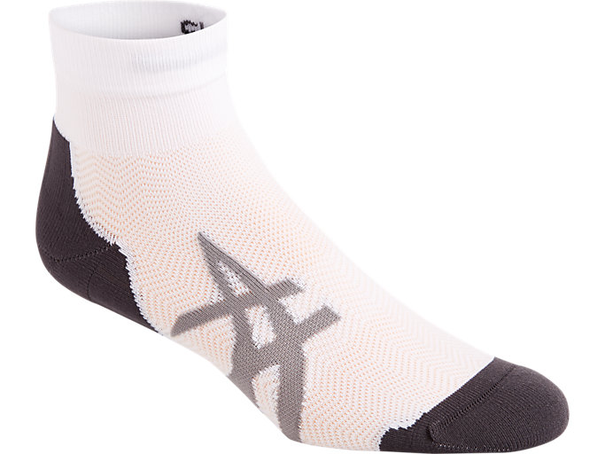 Front Top view of 2er-PACK SOCKEN MIT DÄMPFUNG, REAL WHITE