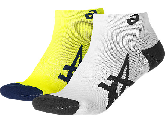 2PPK LIGHTWEIGHT SOCK SAFETY YELLOW 3