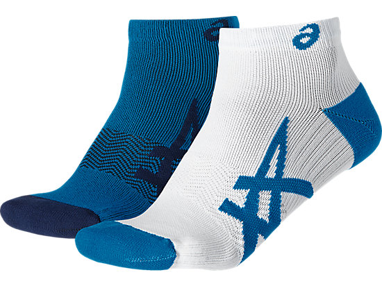 2PPK LIGHTWEIGHT SOCK, Thunder Blue