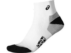 MARATHON RACER SOCK, Real White