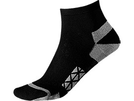 MARATHON RACER SOCK, Performance Black