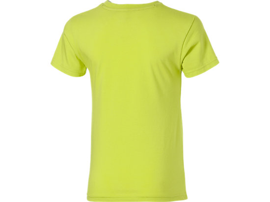 BOYS GRAPHIC SHORT SLEEVE TOP Neon Lime 7