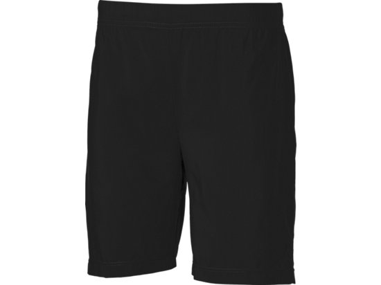 PANTALONCINI IN TESSUTO PERFORMANCE BLACK 3