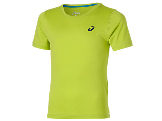 SHORT SLEEVE TOP Neon Lime 3