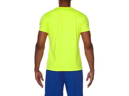 POWER TRAINING TOP Neon Lime 7