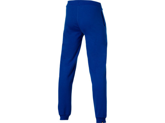 GRAPHIC CUFFED TRACKSUIT BOTTOMS Air Force Blue 7