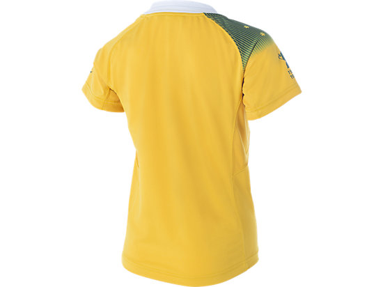 Wallabies Home Jersey Kids Gold 11