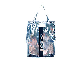 SPACE ICONIC SHOULDER BAG