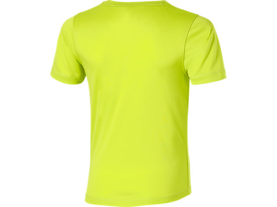 SHORT SLEEVE GRAPHIC TOP Neon Lime 7