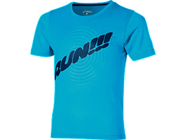 SHORT SLEEVE GRAPHIC TOP