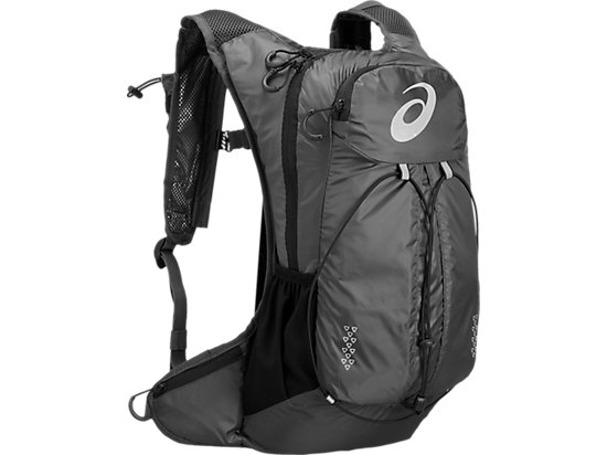 LIGHTWEIGHT RUNNING BACKPACK DARK GREY/BLACK 3