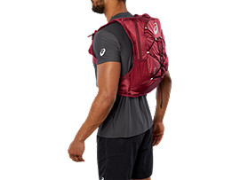 LIGHT WEIGHT RUNNING BACKPACK, CORDOVAN