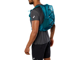 LIGHT WEIGHT RUNNING BACKPACK, EVERGLADE