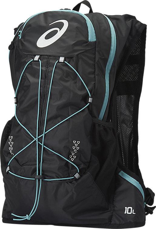 asics lightweight running backpack test