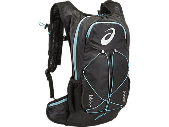 LIGHTWEIGHT RUNNING BACKPACK PERFORMANCE BLACK/KINGFISHER 3