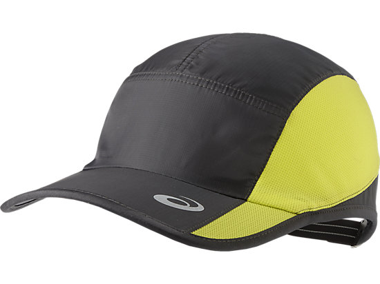 GORRA PERFORMANCE DARK GREY/SULPHUR SPRING 3