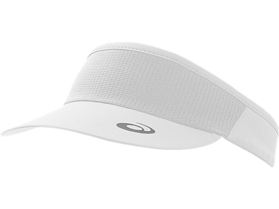 PERFORMANCE VISOR REAL WHITE 3