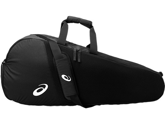 TENNIS BAG PERFORMANCE BLACK 3