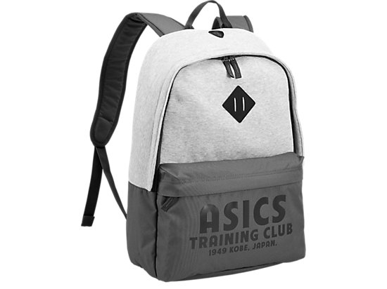 TRAINING ESSENTIALS BACKPACK HEATHER GREY/DARK GREY 3