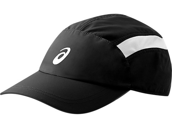 ESSENTIALS CAP PERFORMANCE BLACK/REAL WHITE 3