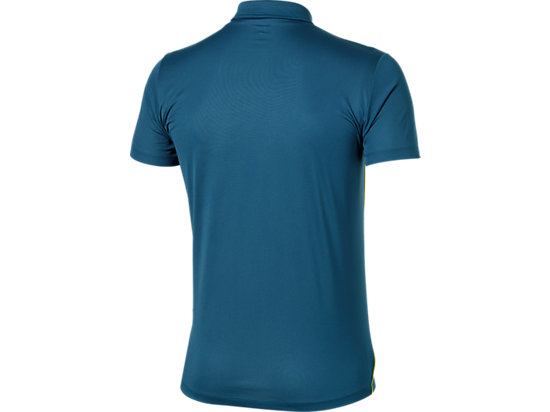 PADEL PLAYERS POLO INK BLUE 7