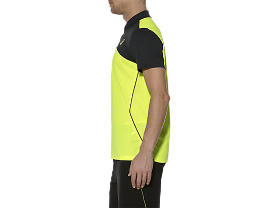 PADEL-POLOSHIRT SAFETY YELLOW 7