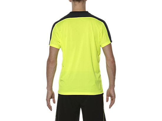 PADEL SS TOP SAFETY YELLOW 11