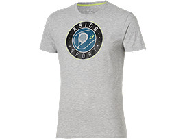 PADEL SS GRAPHIC TOP
