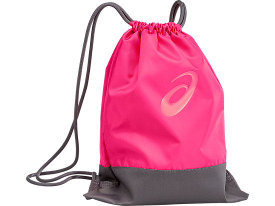 TR CORE GYM SACK BRIGHT ROSE 3