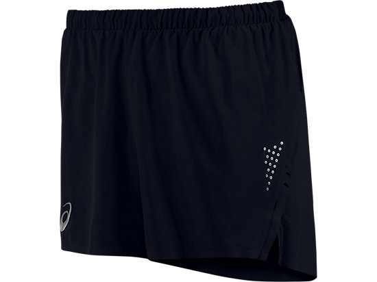 Top Impact Woven Short Performance Black 3