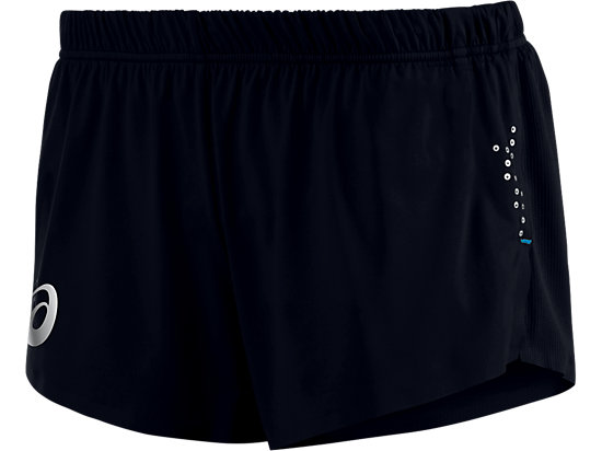 Top Impact Knit Short Performance Black 3