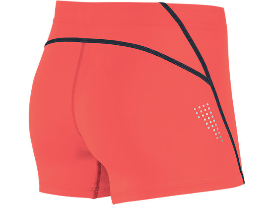 Top Impact Hot Pant Fiery Flame 7