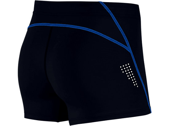 Top Impact Hot Pant Performance Black 7