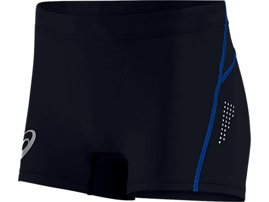 Top Impact Hot Pant Performance Black 3