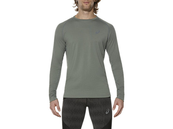 ELITE BASE LAYER TOP, Eucalyptus