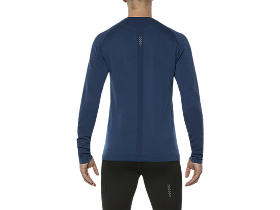 LONG-SLEEVED SEAMLESS TOP POSEIDON 19