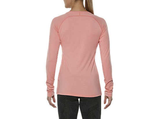 ELITE BASELAYER TOP PEACH MELBA 11
