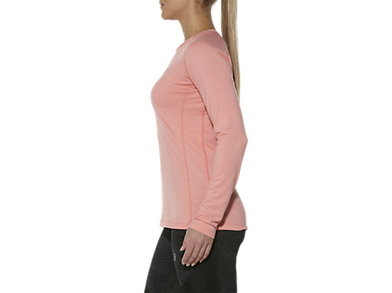 ELITE BASELAYER TOP PEACH MELBA 7