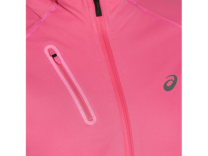 Alternative image view of ACCELERATE JACKET, CAMELION ROSE