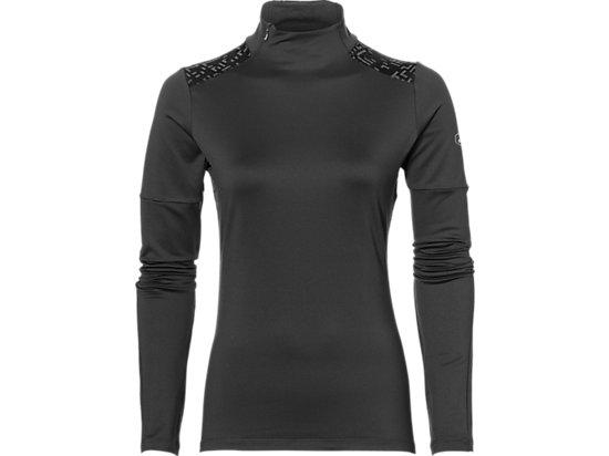 LITE-SHOW WINTER LS, Dark Grey/Lite Stripe Performance Black