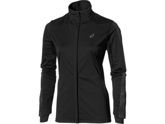 LITE-SHOW WINTER JACKET PERFORMANCE BLACK 3
