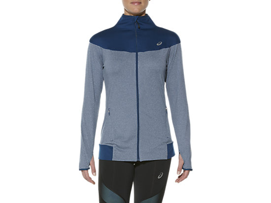 THERMOPOLIS FULL ZIP TOP POSEIDON 3
