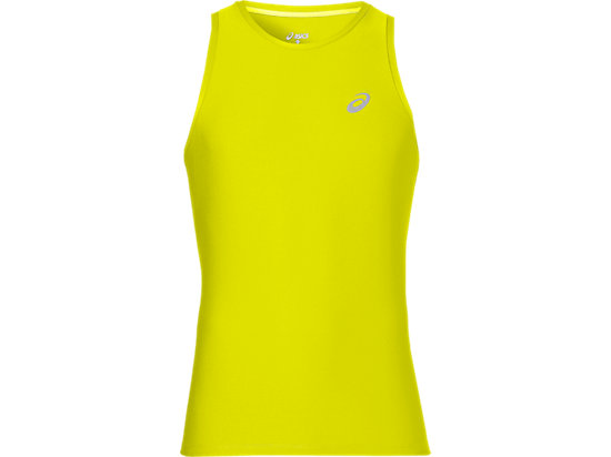 SINGLET SAFETY YELLOW 3