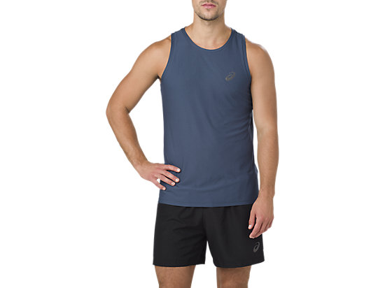 CAMISETA SINGLET, DARK BLUE