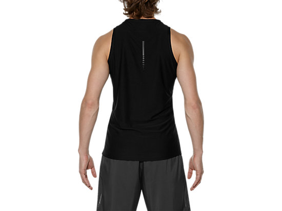 RUNNING SINGLET PERFORMANCE BLACK 11