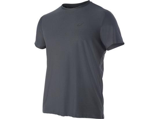 Short Sleeve Top Dark Grey 3